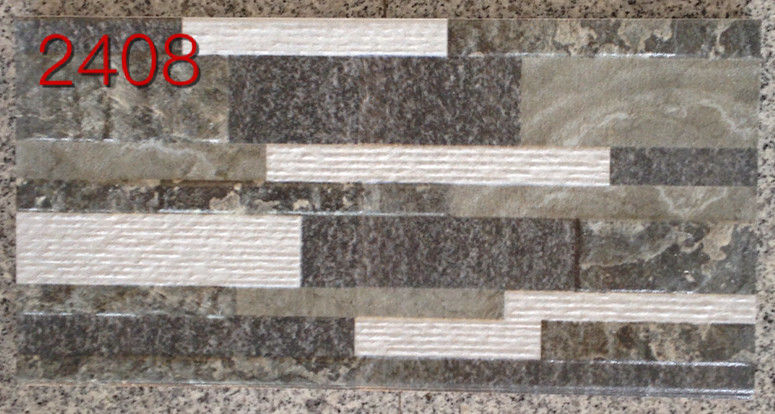 Outdoor 200 X 400 Wall Tiles  ,  Brick Tiles For Exterior Walls  Villa Area